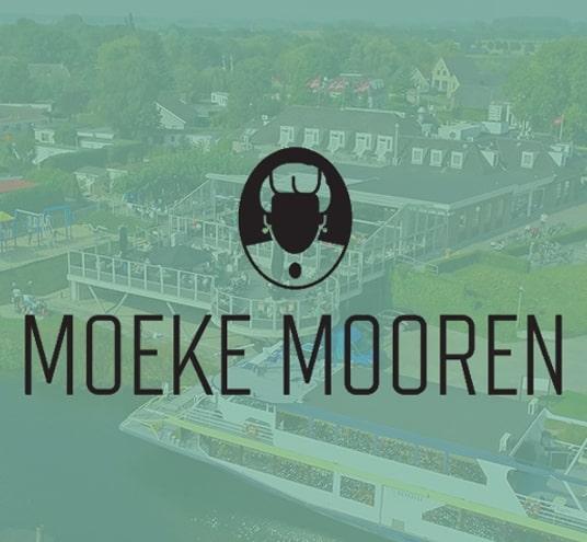 Moeke Mooren Wind Mee Case