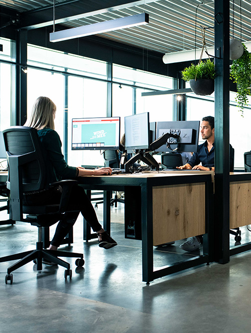 Wind Mee online marketing Home Kantoor